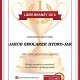 JAKUB SMOLAREK HYDRO-JAK