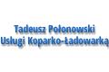 Tadeusz Połonowski Usługi Koparko-Ładowarką