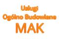 Uslugi Ogólno Budowlane MAK Rafal Matuszewski
